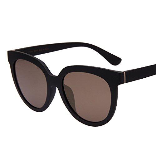 JO Cat Eye Oversized Carl Zeiss Lens Fashion Sunglasses with TR Frame for Women Men JO5311 Matte - Carl Lens Zeiss Glasses