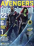 Entertainment Weekly Magazine (March 16 2018) Avengers Infinity War Falcon & Gamora Cover 15 of 15