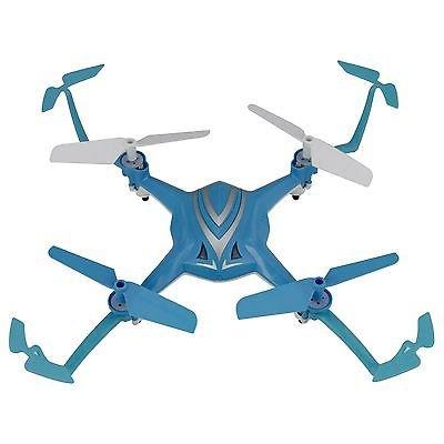 Price comparison product image Riviera RC Stunt Drone Quadcopters,  Blue