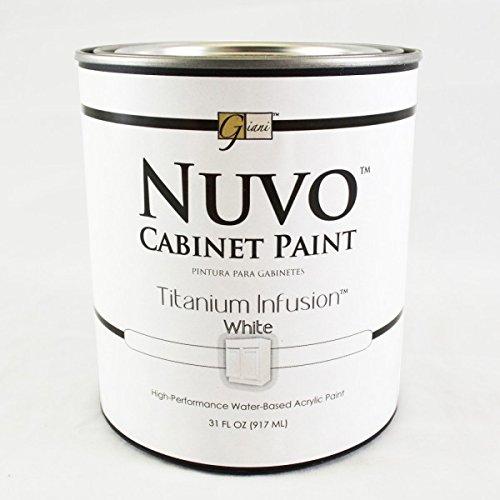 Cabinet Paint Titanium Infusion Quart