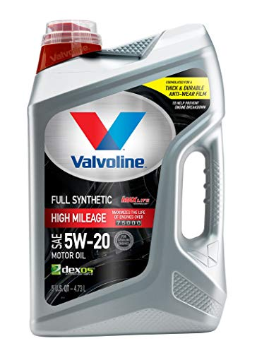 Valvoline Full Synthetic High