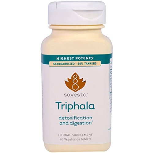 Savesta - Triphala 60 vtabs by Savesta B0014AV31A
