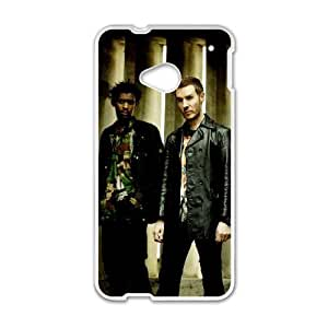 HTC One M7 Cell Phone Case Covers White Massive Attack YWR