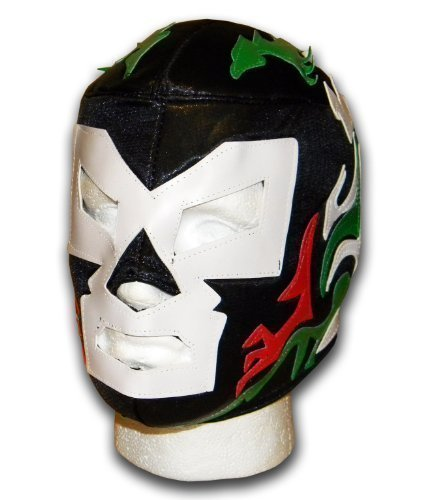 Doctor Wagner adult size Mexican Lucha libre wrestling mask by Luchadora by Luchadora