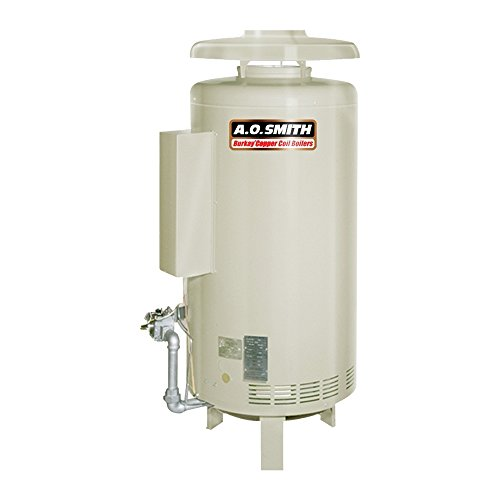 AO Smith HW-670 Commercial Natural Gas Hot Water Supply B...