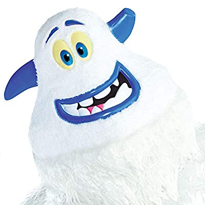 Costumes USA Smallfoot Migo Costume for Boys, Size Small, Includes a Jumpsuit, a Mask, Gloves, a Collar, and More: Clothing