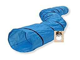 HDP Agility Dog Training Open Tunnel Size:Long 18\'
