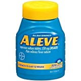 Aleve ALL DAY Strong Pain/fever Reducer Naproxen