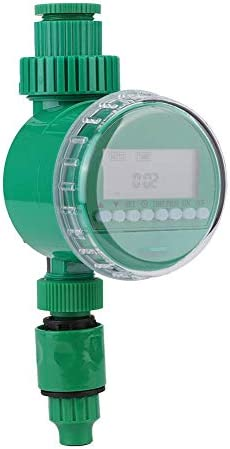 eecoo Bewässerungsbewässerungsset mit Timer - 20 m intelligentes Gartenbewässerungssystem Auto-Bewässerungsanlage Timer-Kit Schlauchbewässerungssystem für Gartengewächshaus, Patio, Rasen