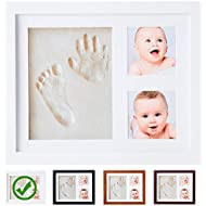 Baby Handprint Kit |NO MOLD| Baby Picture Frame, Baby...