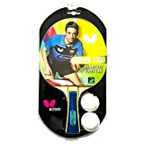 Butterfly Wakaba Table Tennis Racket – 3 Ping Pong Models - ITTF Approved Ping Pong Paddle – Ping Pong Racket Attacks Great Speed Spin