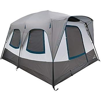 Amazon Com Coleman Montana 6 1239 X739 6 Person Tent