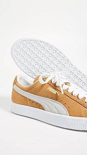Puma Mustard Sneaker Honey Classic White PUMA Suede PvqA7xR