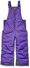 Arctix Infant-Toddler Chest High Snow Bib Overalls, Purple, 5T