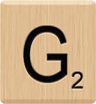 Image result for scrabble letter images g