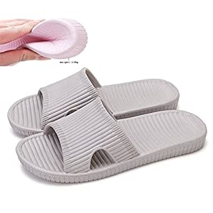 Men and Women House Slippers Lightweight Comfortable Causual Shoes