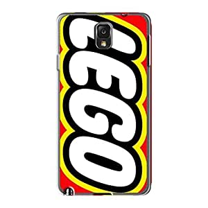Best Hard Phone Cover For Samsung Galaxy Note3 (kzk18096STgm) Unique Design Stylish The Lego Movie Series