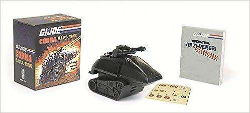 gi joe cobra hiss tank includes light sound miniature editions