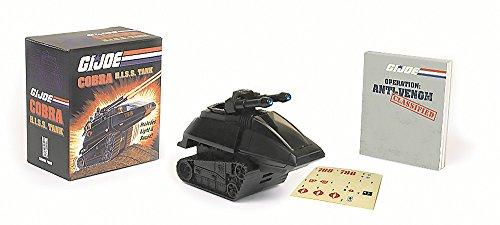 World Tank Takara - G.I. Joe: Cobra H.I.S.S. Tank: Includes Light & Sound! (Miniature Editions)