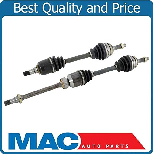 Mac Auto Parts 158870 100% New Front Cv Shaft Axles For 2000-2005 Toyota Celica GT Manual Transmission
