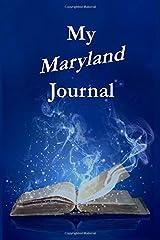 My Maryland Journal Paperback