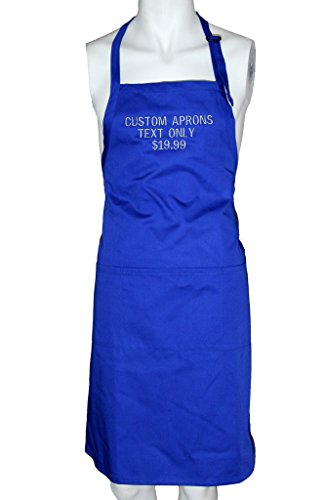 custom embroidered apron - 8