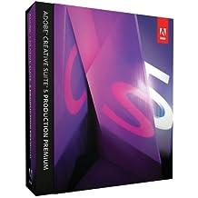 Adobe Creative Suite 5 Production Premium Upgrade from CS2/CS3[OLD VERSION]
