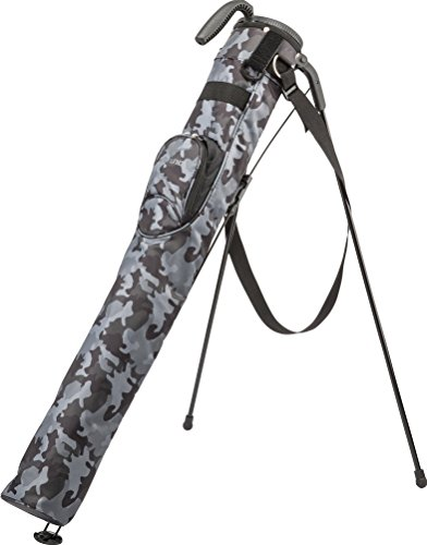 Mizuno Golf Japan Half Size Club Case Caddie Stand Bag, Camo
