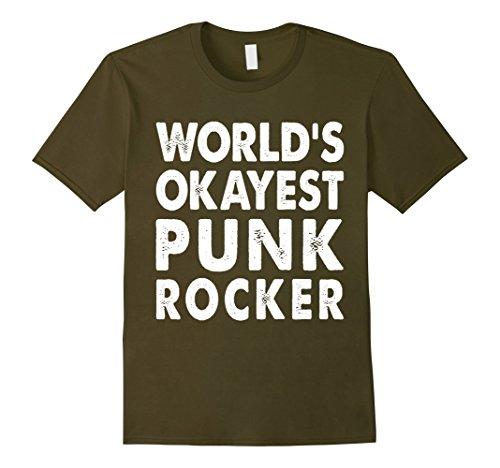 Green Punk Rocker - 7