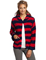 Casual Moments Women's Hooded Lounge Jacket