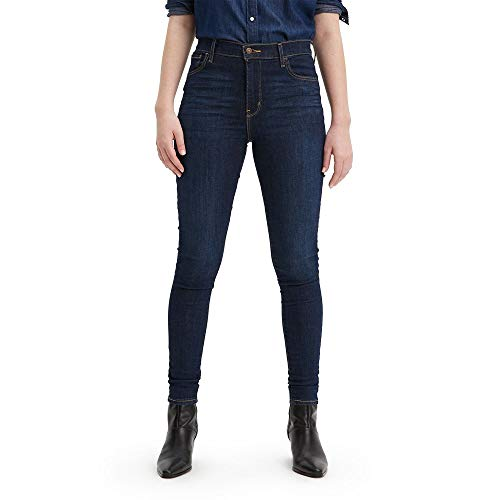 Levi's 720 High Rise Super Skinny Jeans : Color - I Tried (Waterless), Size - 30 Regular (B078C6QG88)