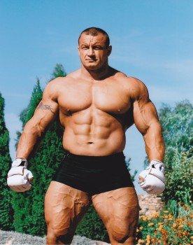 Mariusz Pudzianowski Polska Poland Worlds Strongest Man Bodybuilding