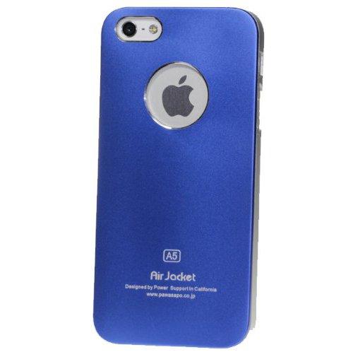 Monkey Cases® iPhone 5 / 5s - ALU Case - BLAU - Handyhülle