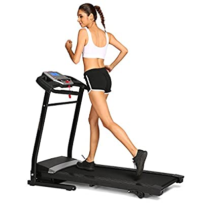 Hurbo Fitness Electric Folding Treadmill Support Motorized Power Running Fitness Jogging Incline Machine Equipment Treadmill Home Indoor Gym