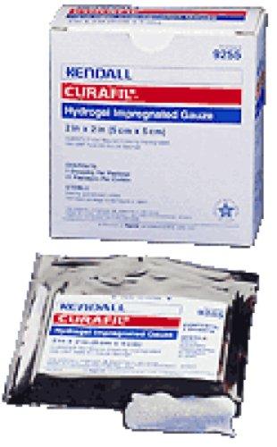 Kendall Healthcare Curafil Hydrogel Impregnated Gauze 2