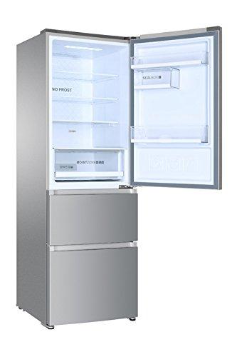 Réfrigérateur Combiné Inox Haier A3FE632CSJ