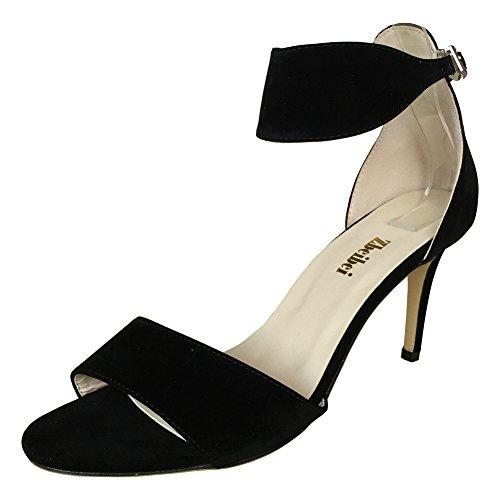 Chaussures Minitoo Avec Femme Bride À La Cheville, Blanc, Taille 39