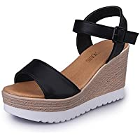 zhENfu mujer Sandalias Primavera Verano Otoño Club zapatos