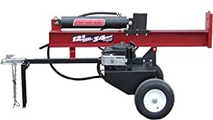 Swisher 34-Ton 12.5 HP Log Splitter with Electric Start LS12534H12V