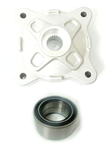 2008-2014 Polaris RZR 800 EFI FRONT Wheel Hub (UPDATED VERSION) Volar Motorsport Inc