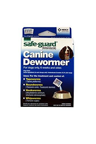 Safe-Guard Canine Dewormer Dogs