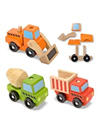 Stacking Construction Vehicles BOBEBE Online Baby Store From New York to Miami and Los Angeles
