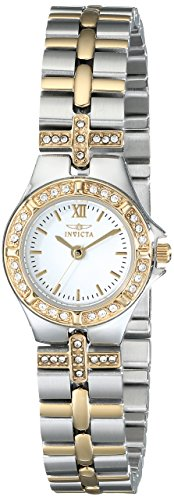 Invicta Women's 0133 Wildflower Collection 18k Gold-Plated a