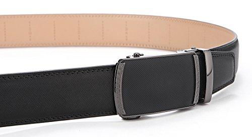 Mens-BeltBulliant-Genuine-Leather-Ratchet-Belt-for-Men-with-Slide-Buckle-1-38Trim-to-Fit