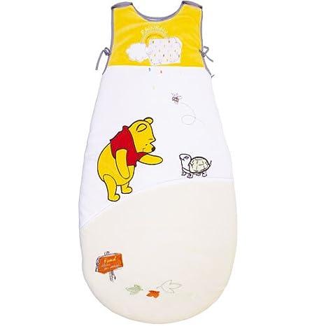 Disney dis402202 verano saco de dormir ajustable acolchada para edad 6 A 36 meses diseño de arco iris Winnie: Amazon.es: Bebé