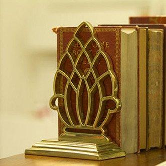 Jefferson Brass Pineapple Bookend And Doorstop