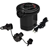 Intex Quick-Fill AC Electric Air Pump, 110-120 Volt, Max....