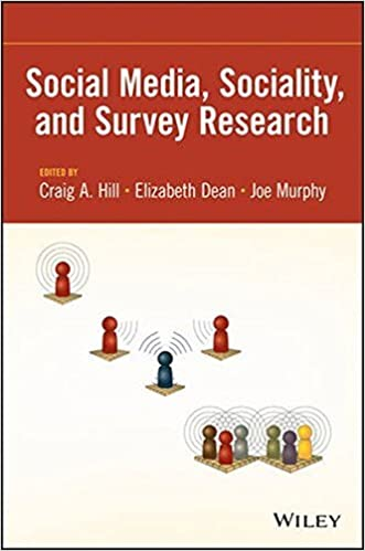Social Media, Sociality, and Survey Research by Craig A. Hill (2013-10-21)