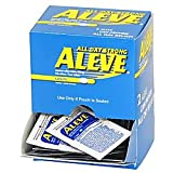 Aleve Tablet Pain Reliever Refill (PFYBXAL50) Category: First Aid Kit Refills