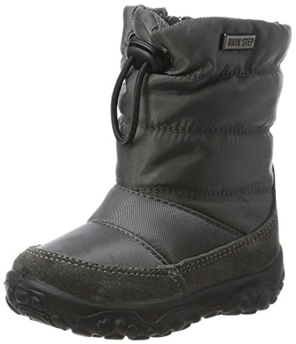 Chaussures Marche Bébé Grau Grau Bébé Garçon Naturino Poznurr Dunkel 5t1nwqB1